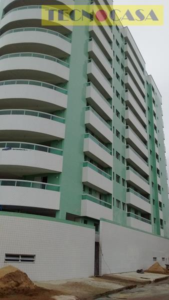 Apartamento residencial à venda, Jardim Real, Praia Grande - AP2876.