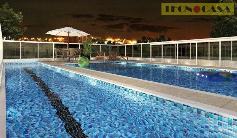 Apartamento residencial à venda, Vila Tupi, Praia Grande - AP3730.