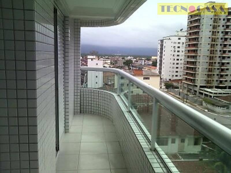 Apartamento residencial à venda, Vila Tupi, Praia Grande - AP4103.