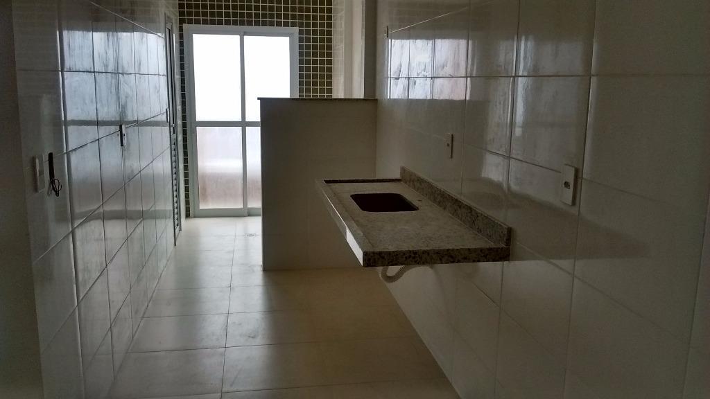 Apartamento residencial à venda, Canto do Forte, Praia Grande - AP2289.