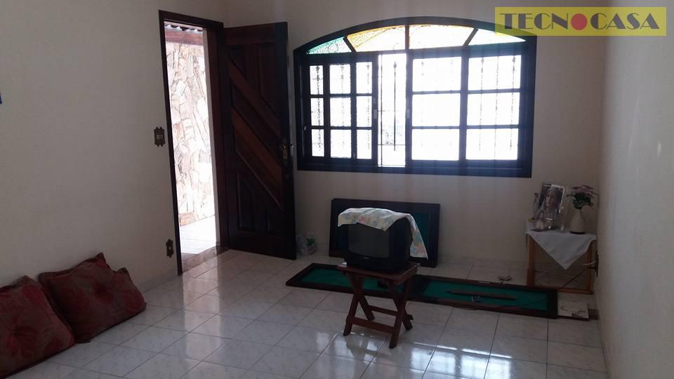 Casa residencial à venda, Canto do Forte, Praia Grande - CA3130.