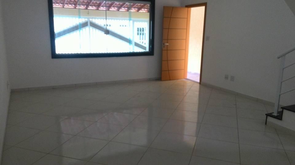 Sobrado residencial à venda, Boqueirão, Praia Grande - SO1192.