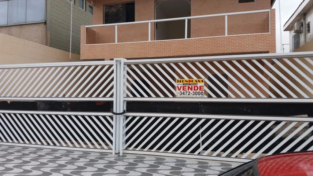 Sobrado residencial à venda, Vila Tupi, Praia Grande - SO1294.
