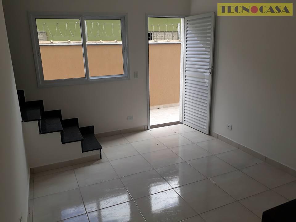 Sobrado residencial à venda, Maracanã, Praia Grande - SO1573.