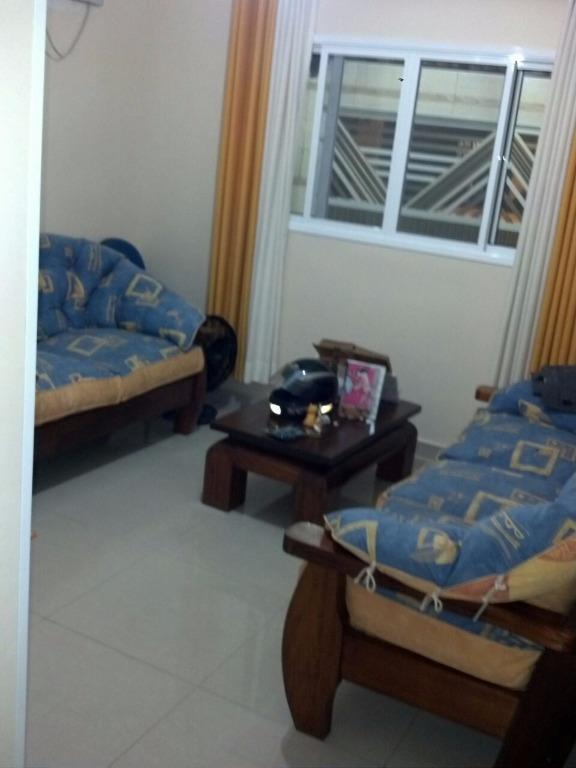 Casa residencial à venda, Vila Mirim, Praia Grande - CA3369.