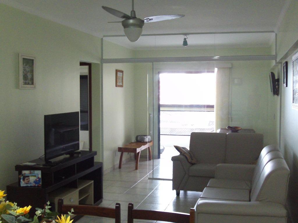 Apartamento Alto Padrão, Mobiliado, à Venda, Vila Tupi, Praia Grande.