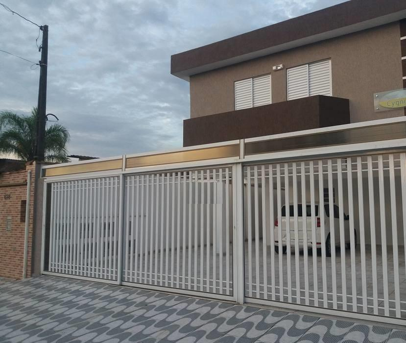 Casa Para Venda, Tude Bastos (Sítio do Campo), Praia Grande - CA2665.