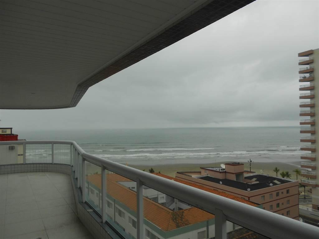 Apartamento Novo 3 Dormitórios sendo 2 suítes com Vista Mar à Venda na Vila Assunção, Praia Grande.
