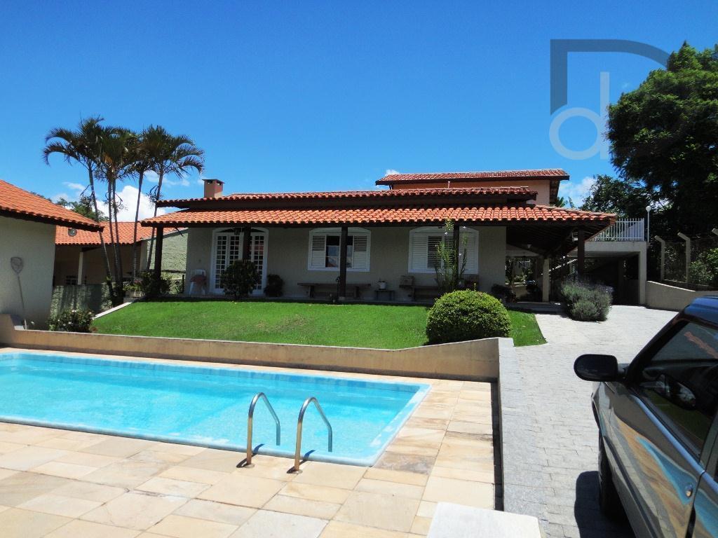 Casa residencial à venda, Recanto das Canjaranas, Vinhedo.