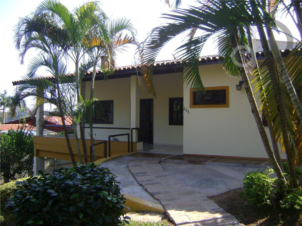 Casa Residencial para venda e locação, Condomínio Marambaia, Vinhedo - CA0050.