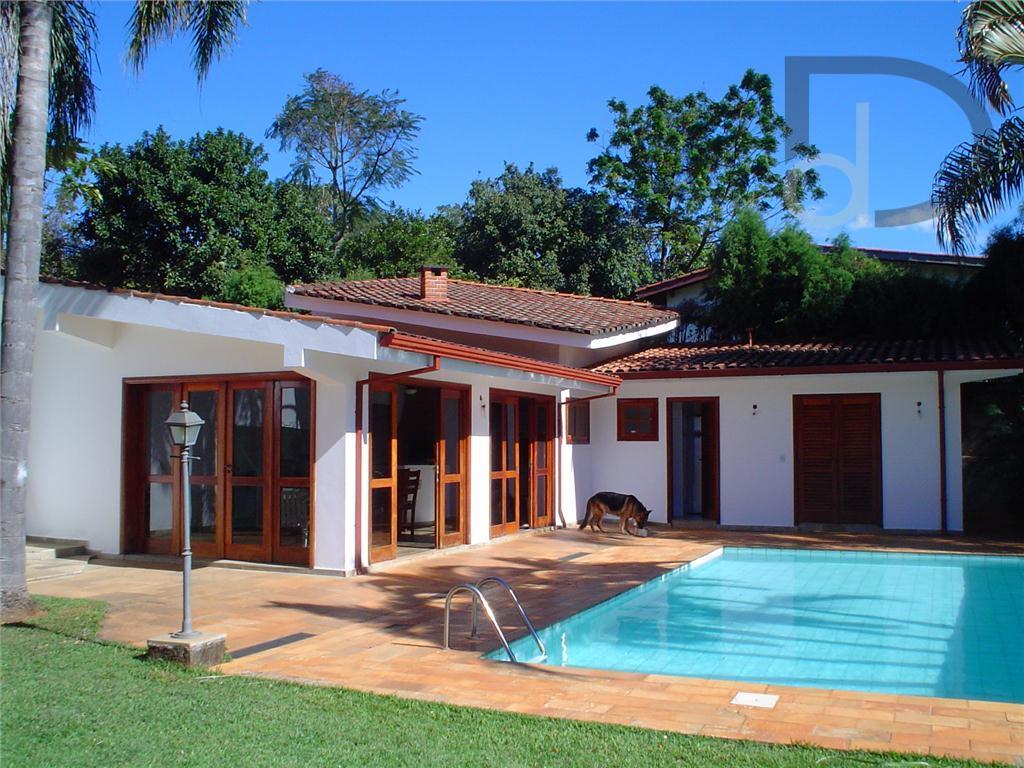 Casa Residencial para venda e locação, Condomínio São Joaquim, Vinhedo - CA0031.