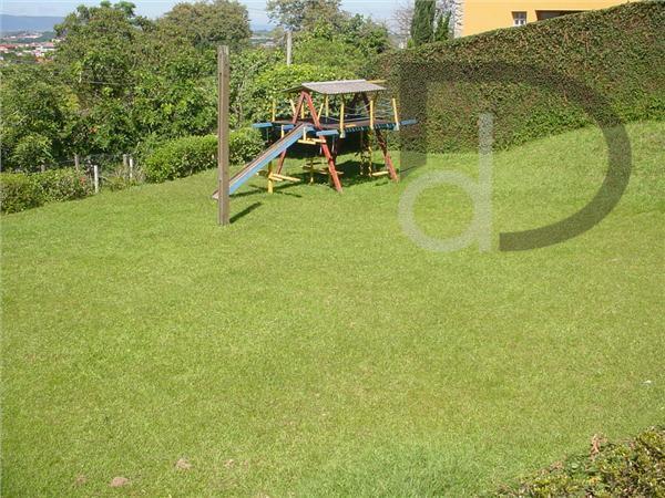 Terreno residencial à venda, Condomínio Marambaia, Vinhedo - TE0762.