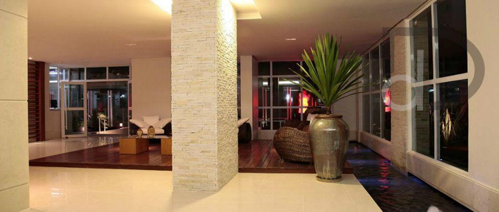 Apartamento residencial à venda, Centro, Santos.