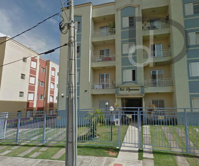 Apartamento residencial à venda, Santa Cecília, Valinhos.