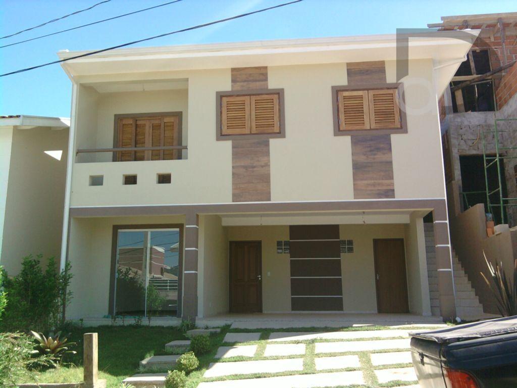 Casa residencial à venda, Condomínio São Lourenço, Valinhos.