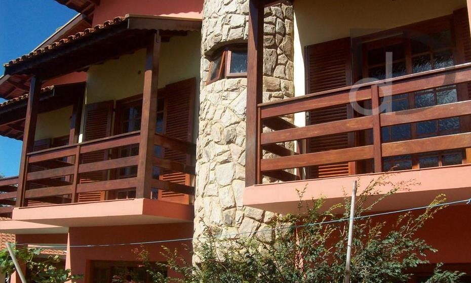 Casa residencial à venda, Condomínio Itamambuca, Valinhos.