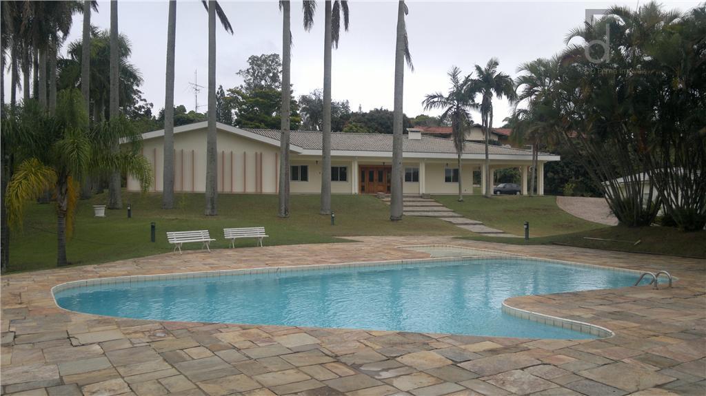 Casa residencial à venda, Condomínio Village Sans Souci, Valinhos.