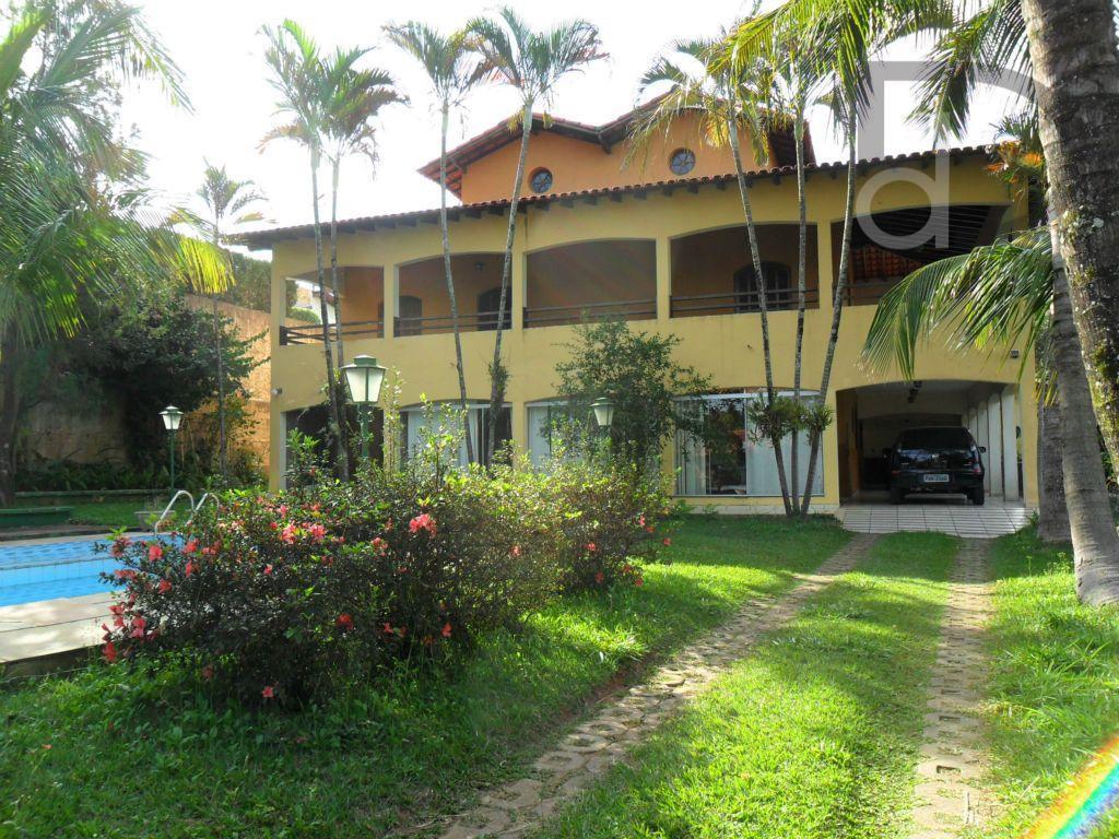 Sobrado residencial à venda, Condomínio Vista Alegre - Sede, Vinhedo.