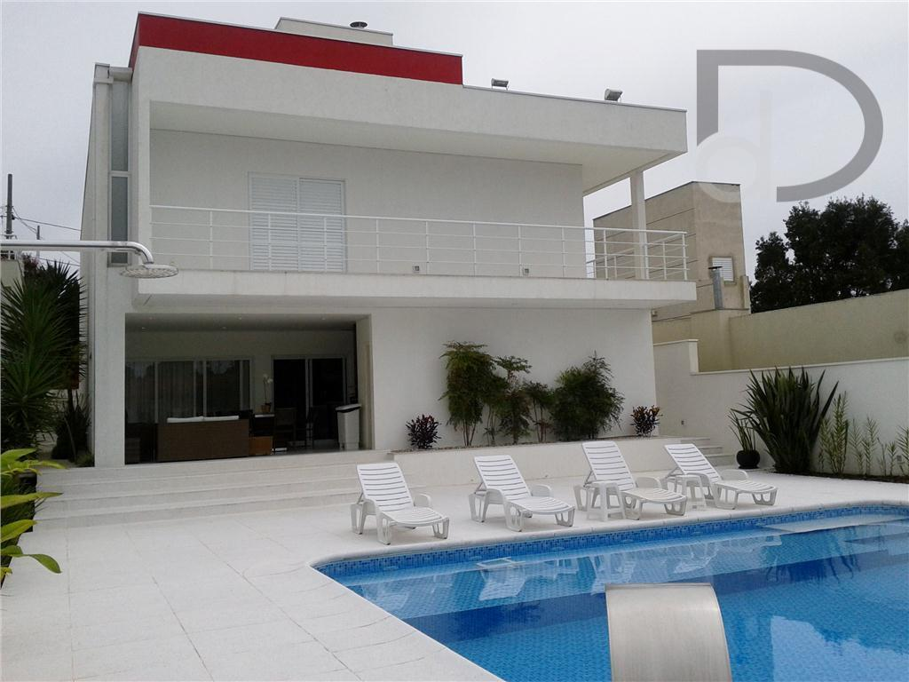Casa residencial para venda e locação, Condomínio Bosques de Grevílea, Vinhedo.