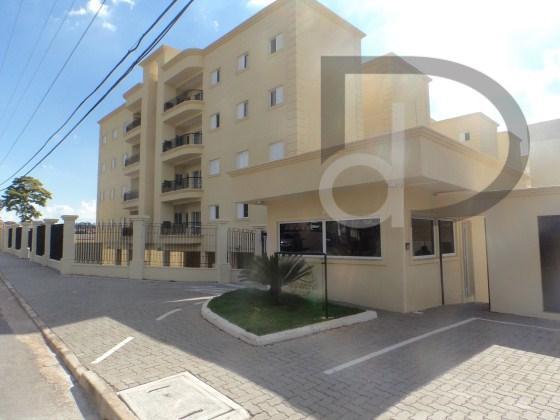 Apartamento residencial à venda, Condomínio Eleganza, Vinhedo.
