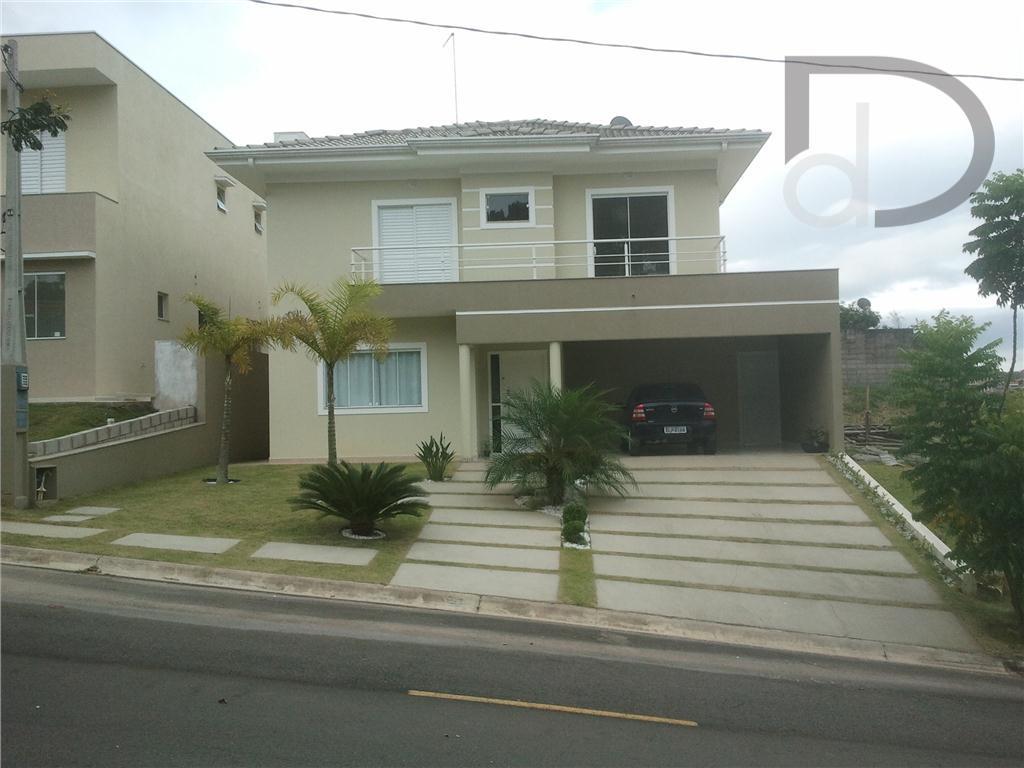 Casa residencial para venda e locação, Condomínio Morada do Bosque, Vinhedo.