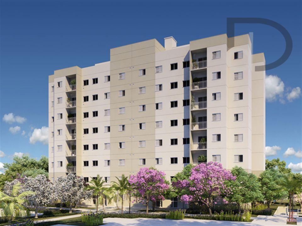 Apartamento residencial à venda, Vila Faustina II, Valinhos.