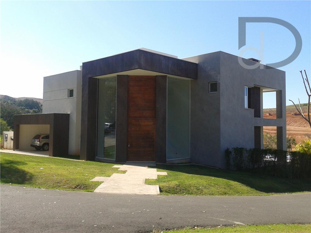 Casa residencial à venda, Condomínio Fazenda Serra Azul Santa Maria, Itupeva.