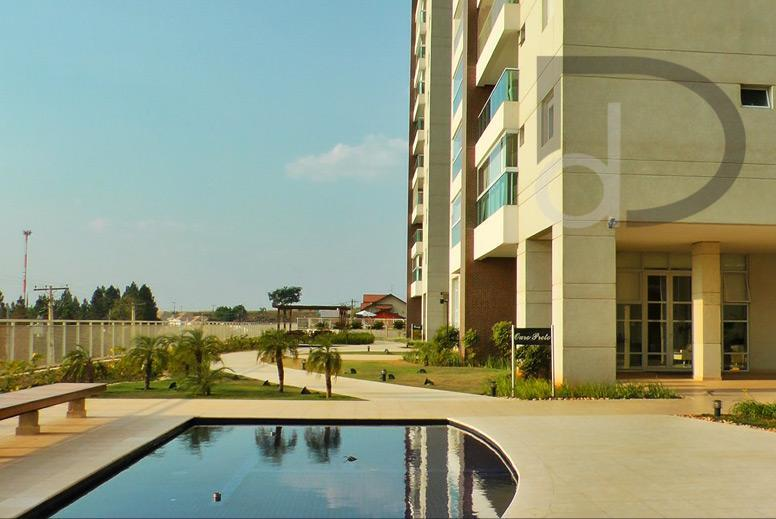 Apartamento  residencial à venda, Alphaville Campinas, Campinas.
