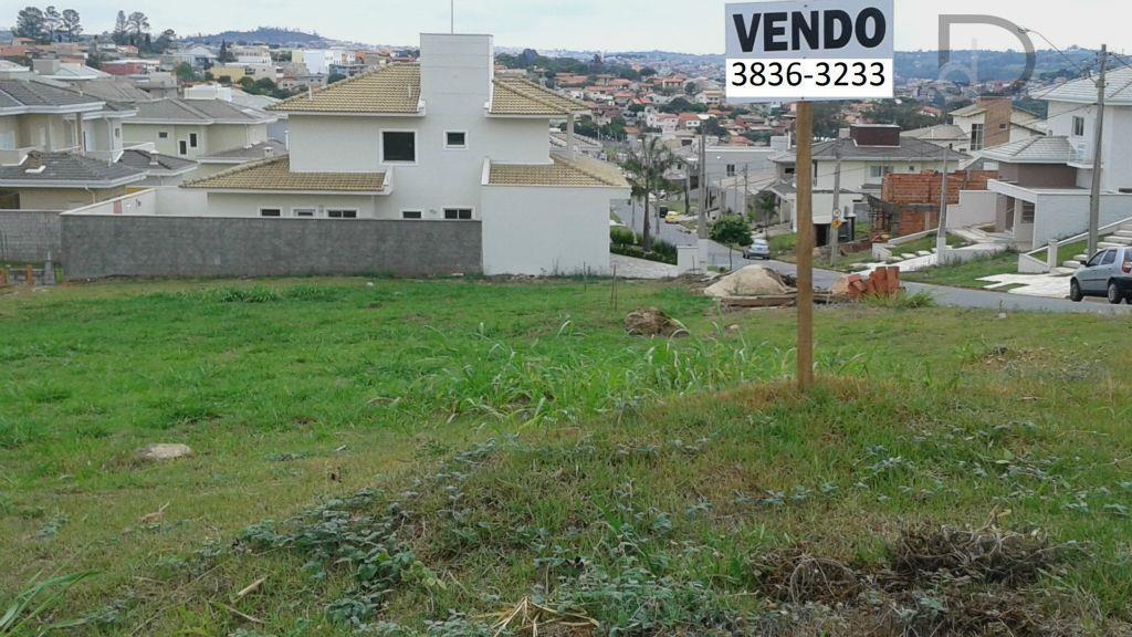 Terreno residencial à venda, Condomínio Residencial Portal Do Jequitiba , Valinhos.