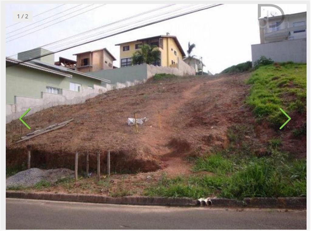 Terreno residencial à venda, Jardim Caxambu, Jundiaí.