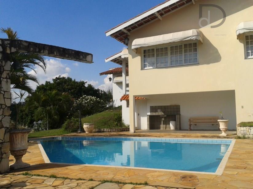 Casa Residencial à venda, Condomínio Marambaia, Vinhedo - CA0078.