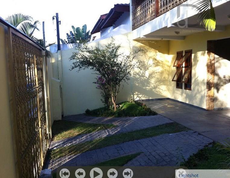 Sobrado residencial à venda, Residencial Aquários, Vinhedo.