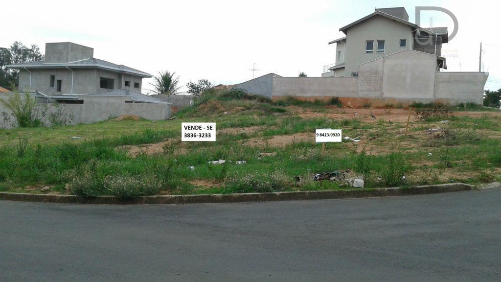 Terreno residencial à venda, Loteamento Santa Emília, Valinhos.