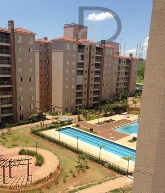 Apartamento residencial à venda, Cond. Prime Acqua