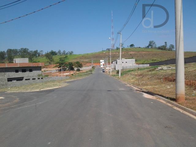 Terreno residencial à venda, Condomínio São Domingos, Valinhos.