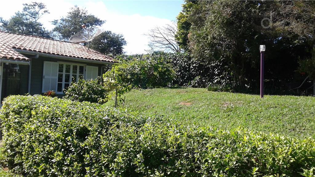 Casa residencial à venda, Condomínio Vale Da Santa Fé, Vinhedo.