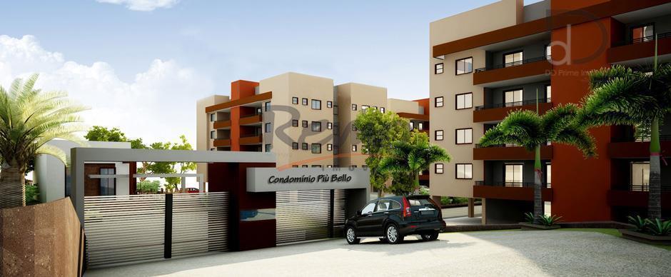 Apartamento  residencial à venda, Jardim Primavera, Vinhedo.
