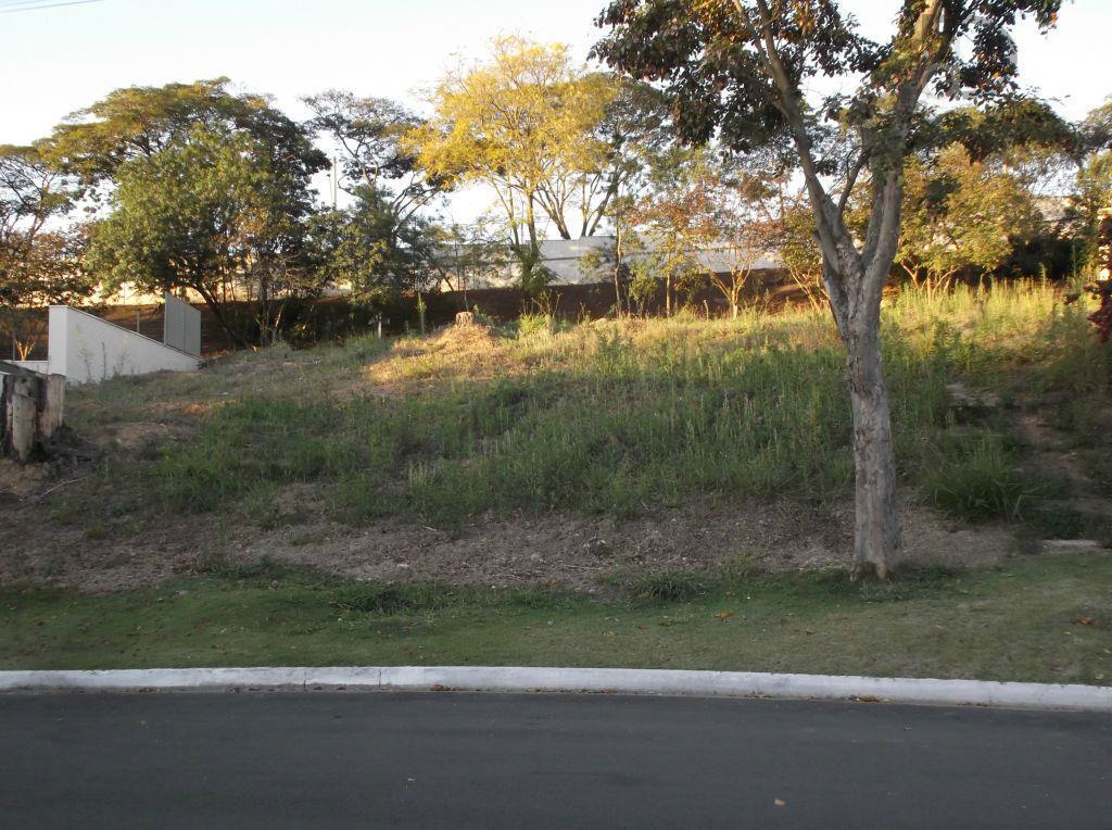 Terreno residencial à venda, Condomínio Jardim Paulista I, Vinhedo.