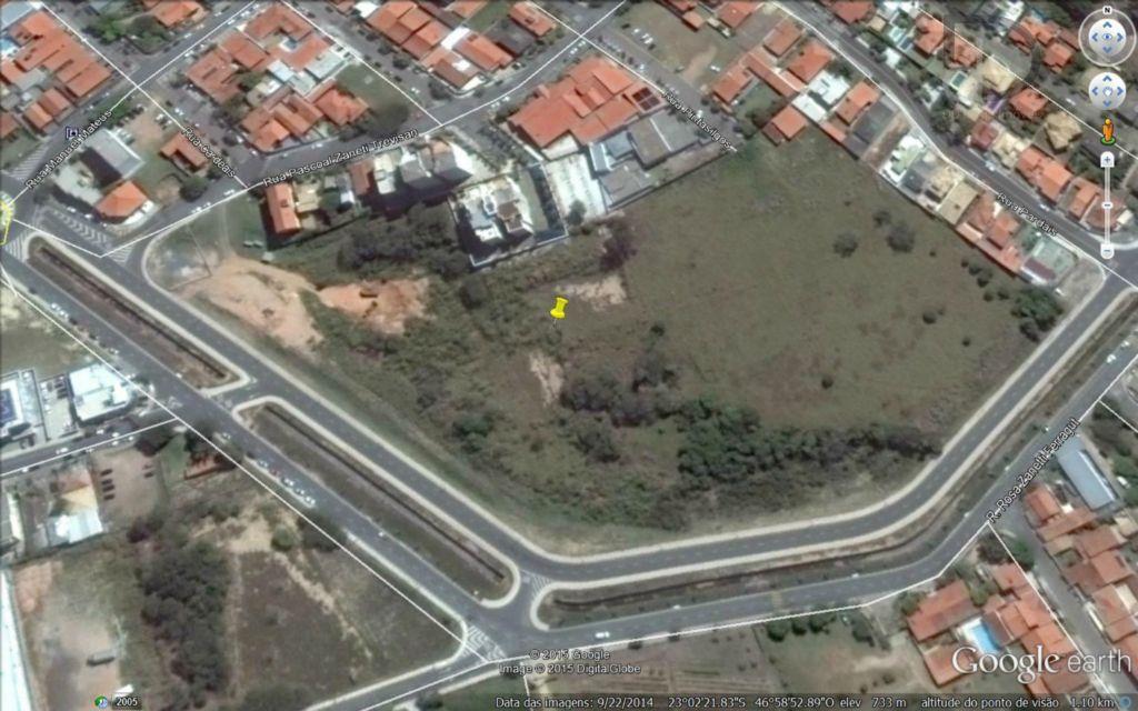Terreno  comercial à venda, Av. Rosa Z. Ferragut, Portal, Vinhedo.