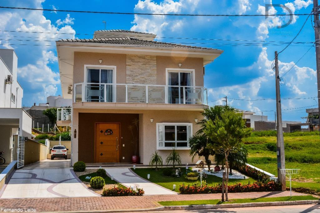Casa  residencial para venda e locação, Condomínio Reserva dos Vinhedos, Louveira.