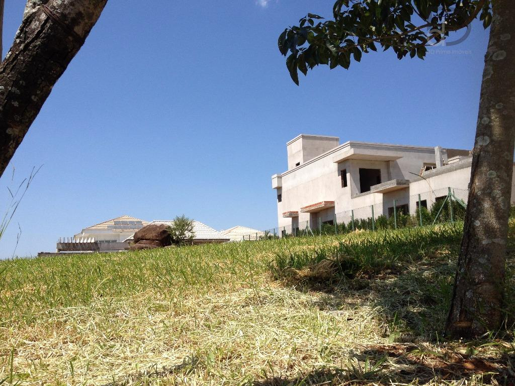 Terreno residencial à venda, Condomínio Villagio Paradiso, Itatiba.