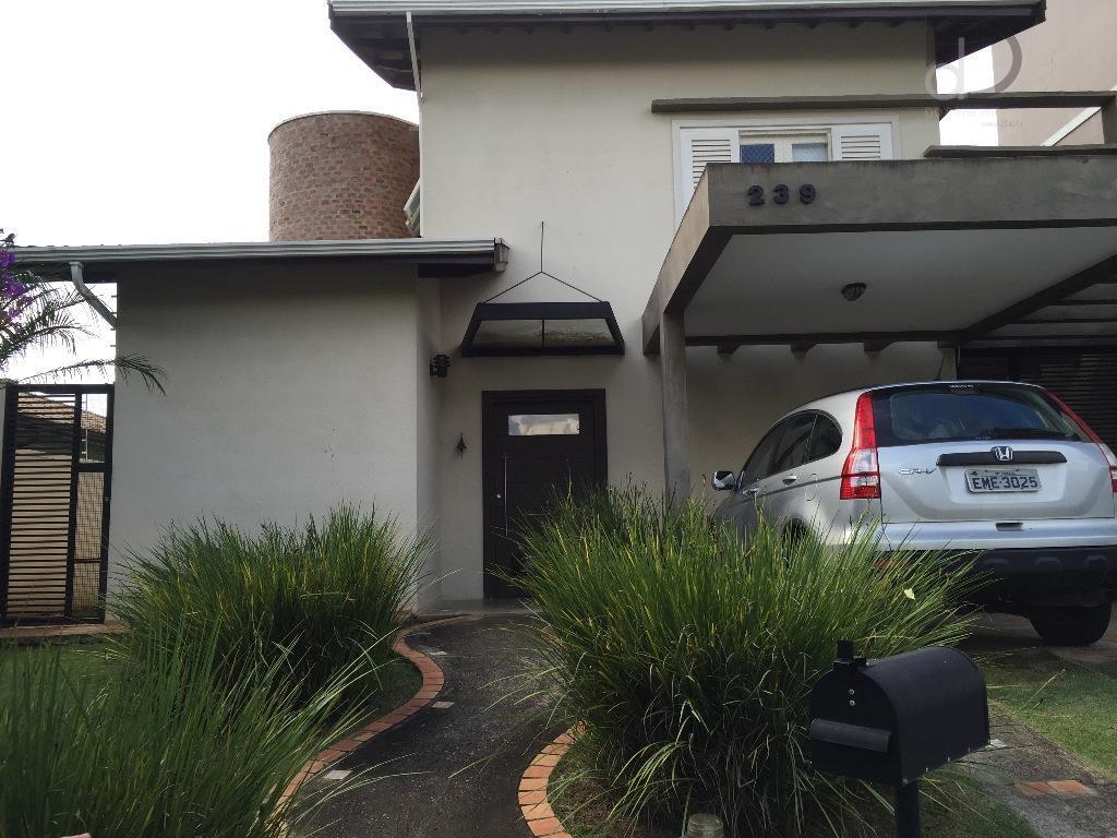 Casa residencial à venda, Terras de São Francisco, Vinhedo.