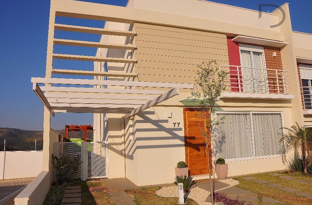 Casa  residencial à venda, Observatório, Vinhedo.