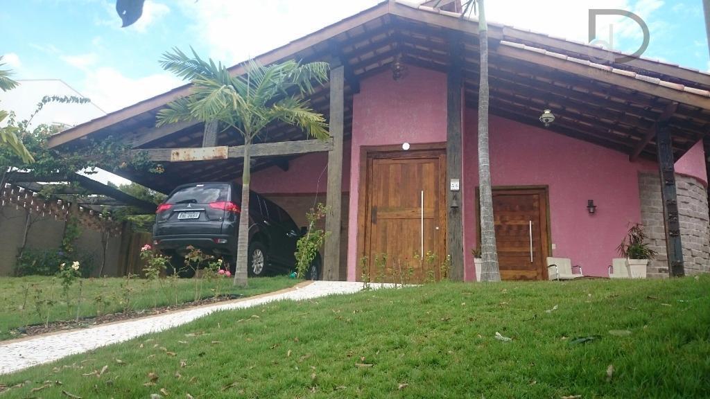 Casa residencial para venda e locação, Condomínio Residencial Querência, Valinhos.