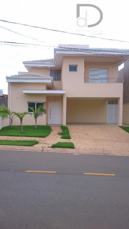Casa residencial à venda, Condomínio Swiss Park, Campinas.