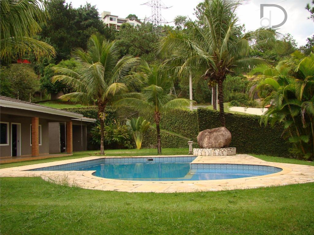 Casa residencial para venda e locação, Condomínio São Joaquim, Vinhedo - CA1329.