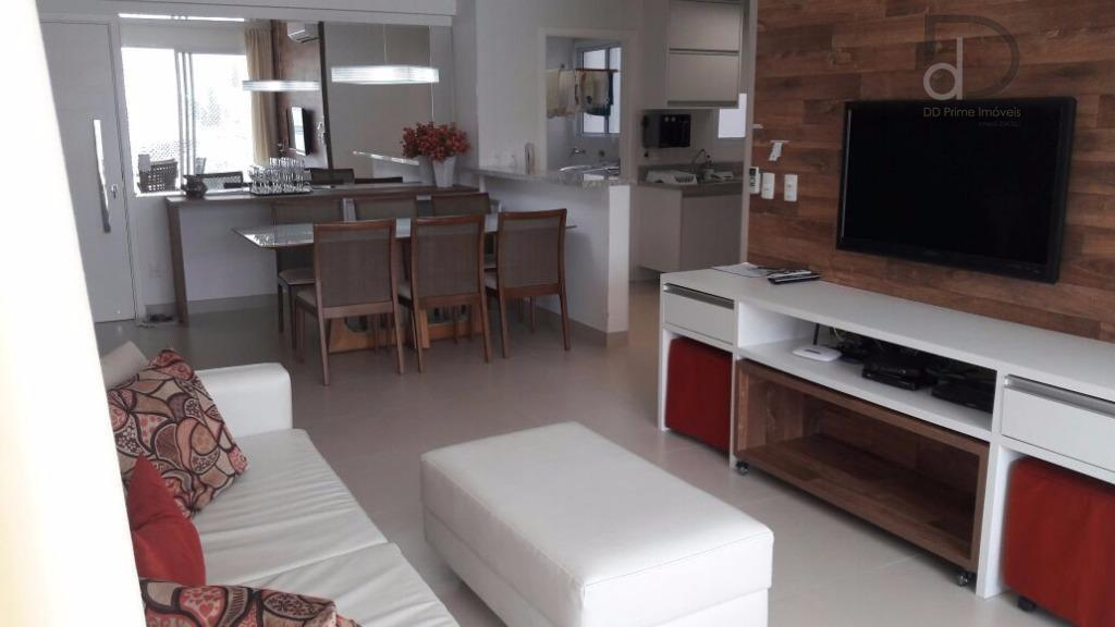 Apartamento residencial à venda, Riviera de São Lourenço, Bertioga.