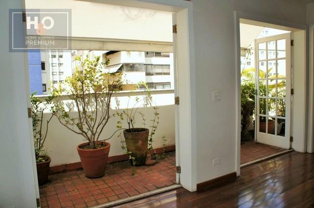 Cobertura à venda/aluguel, Jardins, São Paulo