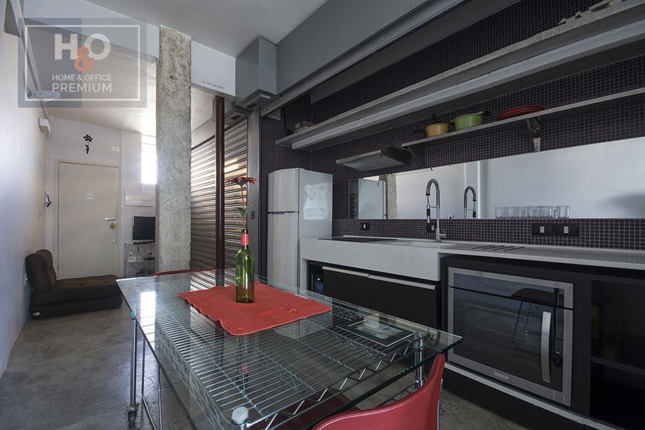 Loft de 1 dormitório em Jardins, São Paulo - SP