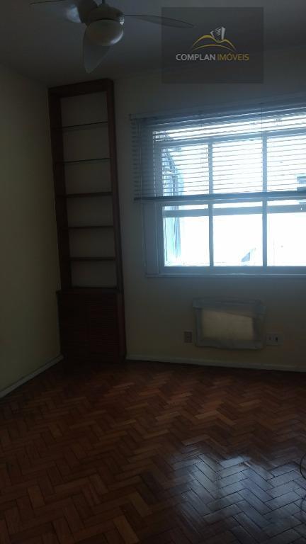 locação - excelente apartamento localizado na rua santa clara, esquina com a rua domingos ferreira, vista...